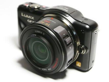 Фотокамера Panasonic Lumix DMC-GF3X