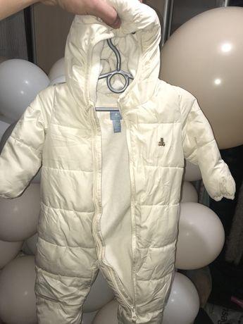 Комбінезон дитячий baby GAP зимовий