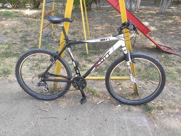 Продам велосипед Scott