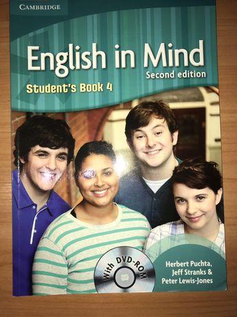 Комплект учебник и тетрадь English in mind