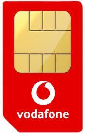 Золотой номер Vodafon