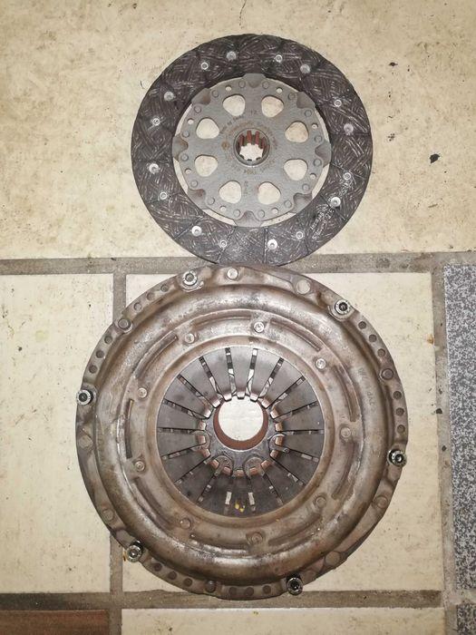 Sprzęgło dwumas bmw e34 m50 Włocławek - image 1