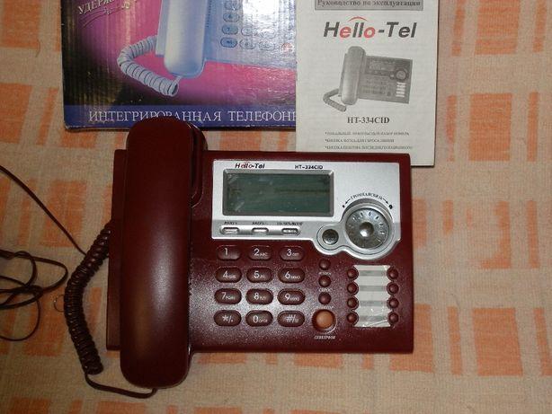 Телефон Hello-Tell HT-334CID