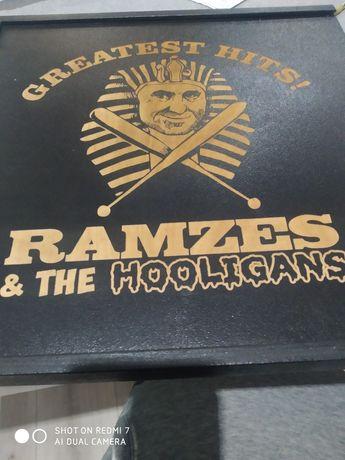 Ramzes & The Hooligans–Greatest Hits! Oi punk skinhead skinheads