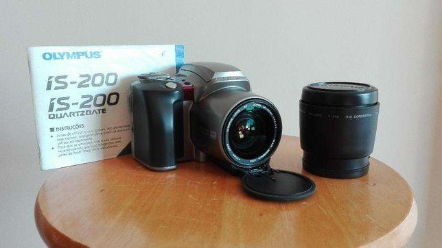 OLYMPUS IS300 - Máquina Fotográfica Analógica