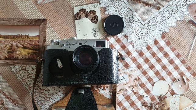 Фотоаппарат Зоркий объектив юпитер 8