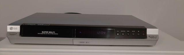 Nagrywarka LG DVD+HDD RH277H
