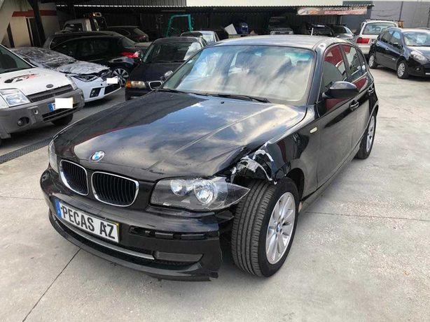 BMW e87 118d 143 cv de 2007