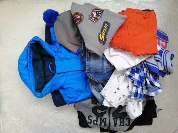 Комбинезон и одежда для мальчика 4-5 лет