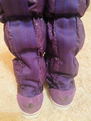 Дутики adidas осень -зима
