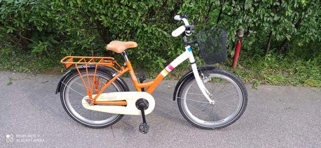 Rower holenderski rowerek dziecięcy Loekie
