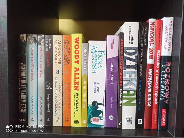 Wyprzedaż książek od 3 - 15 zł