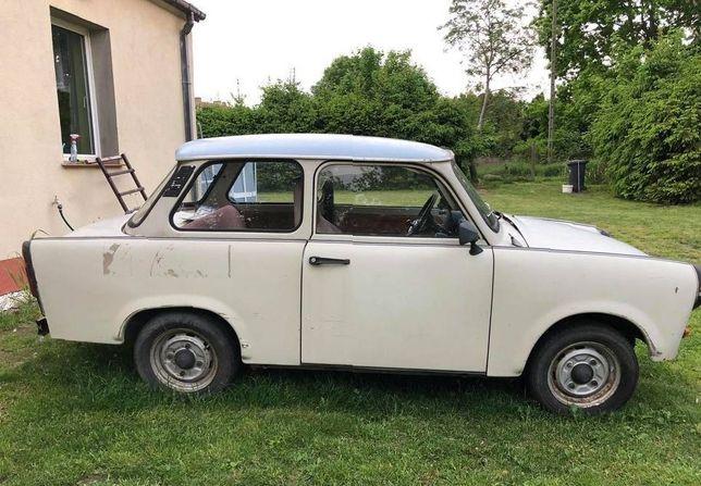 Trabant 601 De Lux
