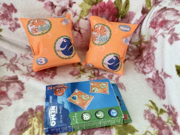 Нарукавники для плавания детские надувные