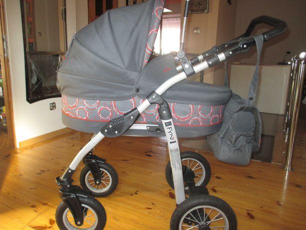 -wózek i spacerówka JEDO