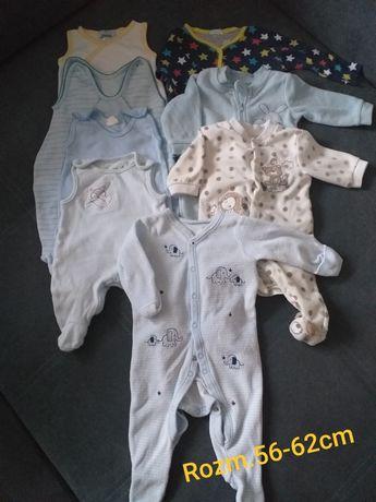 Ubranka dla chłopca  rozm.56-62