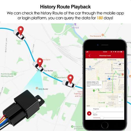 DARMOWY monitoring pojazdu, GPS tracker, NAJNOWSZA wersja, BRAK opłat