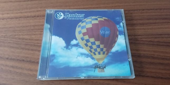 CD - Santos e Pecadores - Voar
