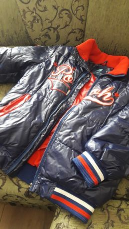 Куртка на 6 лет