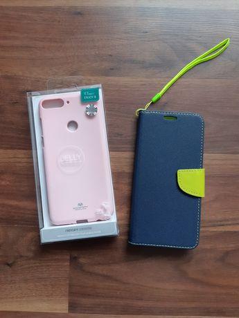 Dwa nowe etui Huawei y7 prime