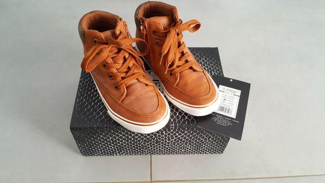 Idealne buty na jesień rozm. 31. Skóra ekologiczna