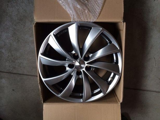 "felgi aluminiowe 18"" model LUGANO - komplet 4 sztuki"