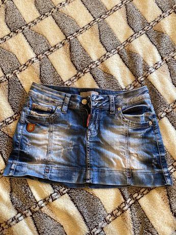 Продаю джинсовую юбку