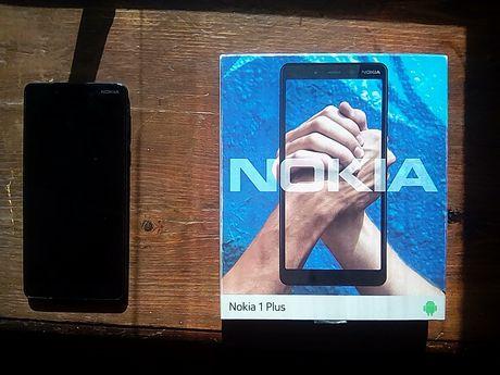 Телефон Nokia 1 plus