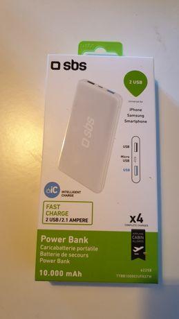 Powerbank SBS Ultrafast 10000 mAh Fastcharge
