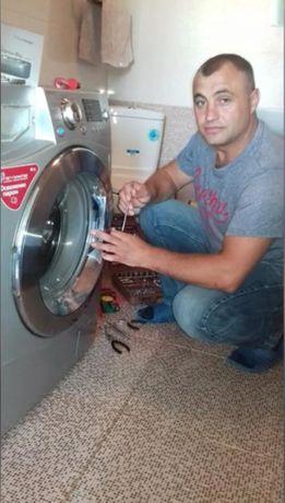 Ремонт стиральных машин . Профессиональный ремонт бытовой техники.