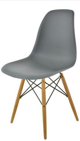 Krzesło Milano Design DSW France czarny