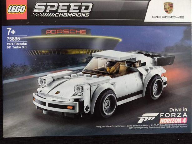 Vários Lego Speed Champions Porsche 911 Turbo 75890 Dodge Jaguar