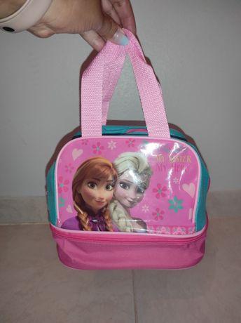 Lancheira Frozen - Elsa e Ana