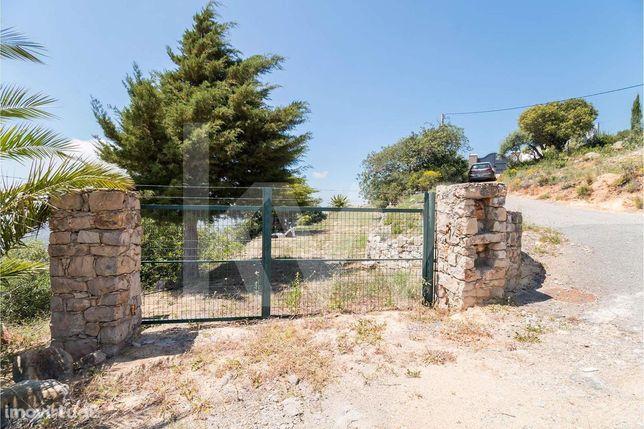 Terreno Rústico com 5060m2 sito em Alcaria Cova, Estoi, Faro.