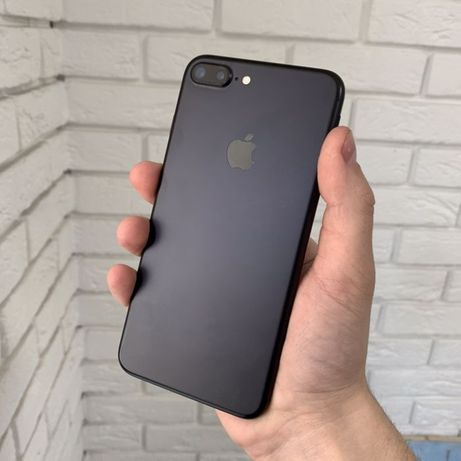 iPhone 7+ Plus 32/128/256Gb Neverlock Гарантия оригинал Магазин айфон