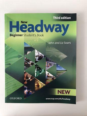 Livro de inglês New Headway (Oxford)