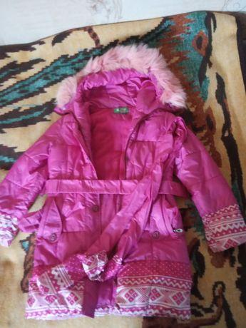 Пальто зимнее теплоє недорого