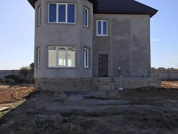 Продам новый дом с панорамным видом на море в селе Фонтанка
