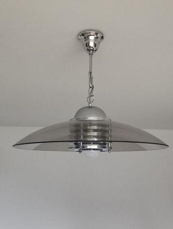 OKAZJA !!! Nowoczesny szklany żyrandol kuchenny / lampa