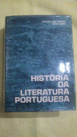 Livro História da Literatura Portuguesa