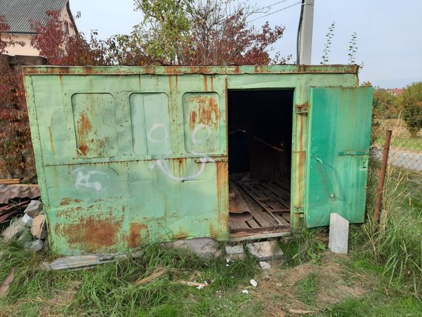 Продам контейнер металевий.