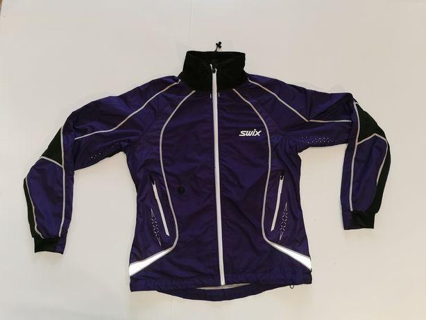 Kurtka Swix SoftShell NOWA 900zł,wiatrówka,bluzaz,treningowa,roz.S/M
