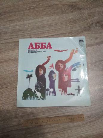 Упаковка к пластинке АББА (ABBA)
