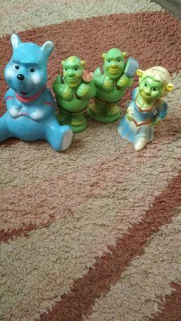 Figurki do pokoju dziecięcego