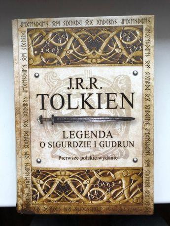 J.R.R. Tolkien – Legenda o Sigurdzie i Gudrun (ż)