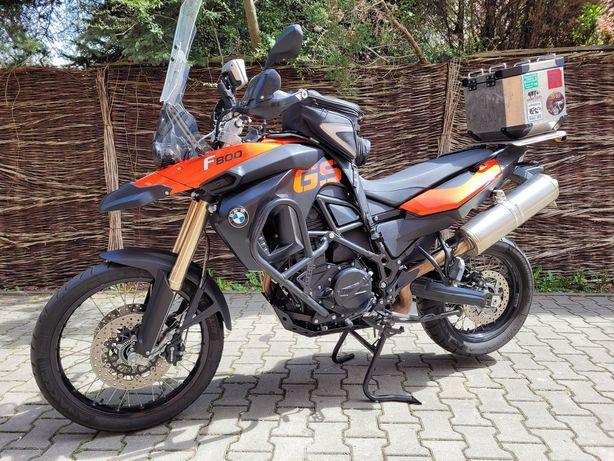 Motocykl BMW 800GS 1 właściciel, jak nowy