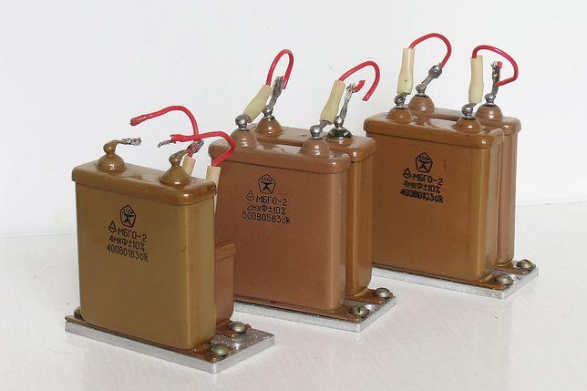 Комплект конденсаторов блока упр. двиг. от Эл ТА1-003, Олимп 003..
