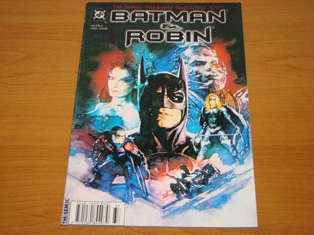 Batman & Robin wydanie specjalne 3/97 tm-semic komiks