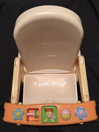 Детское сиденье для игр,купания и кормления