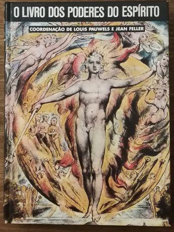 o livro dos poderes do espírito, louis pauwels, jean feller